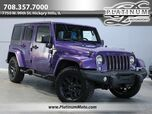 2016 Jeep Wrangler Unlimited Backcountry 1 Owner Leather Nav Hard Top MSRP $43,910 Loaded
