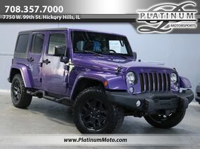 Jeep Wrangler Unlimited Backcountry 1 Owner Leather Nav Hard Top MSRP $43,910 Loaded 2016