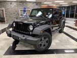 2016 Jeep Wrangler Unlimited Black Bear