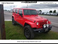 2016 Jeep Wrangler Unlimited Rubicon Watertown NY