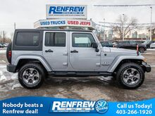 2016_Jeep_Wrangler Unlimited_Sahara Leather, Manual, Great Condition!_ Calgary AB