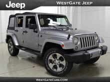 2016_Jeep_Wrangler Unlimited_Sahara_ Raleigh NC