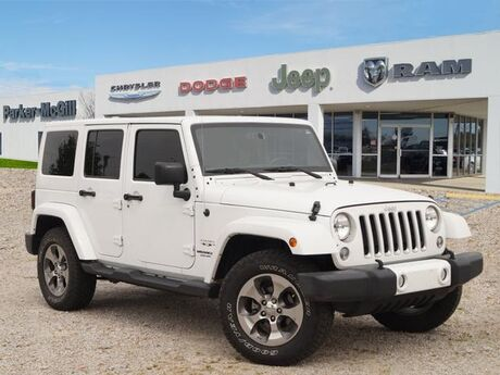2016 Jeep Wrangler Unlimited Sahara West Point MS