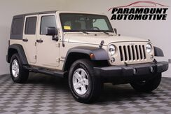 2016_Jeep_Wrangler Unlimited_Sport_ Hickory NC