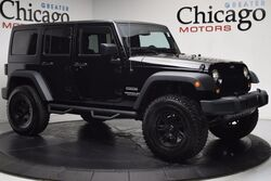 Jeep Wrangler Unlimited Sport 1 Owner Carfax Certified Very Low MIles! 2016