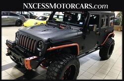 2016_Jeep_Wrangler Unlimited_Sport Auto 4x4 Custom Paint, Lights, & Many Upgrades Must See_ Houston TX