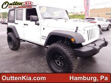 2016_Jeep_Wrangler Unlimited_Sport_ Hamburg PA