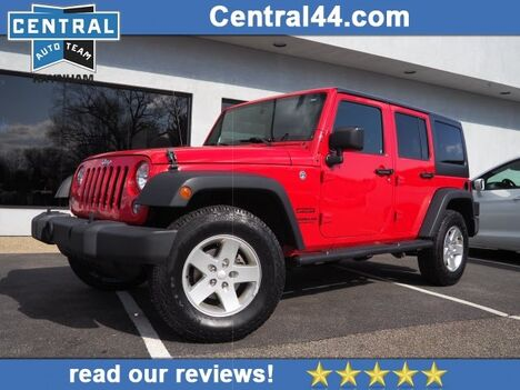 2016_Jeep_Wrangler Unlimited_Sport_ Raynham MA