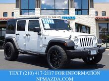 2016 Jeep Wrangler Unlimited Sport San Antonio TX