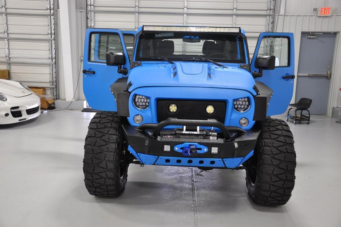 2016 Jeep Wrangler Unlimited Sport Tomball TX