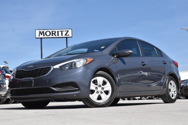 2016 Kia Forte 5-Door LX Fort Worth TX