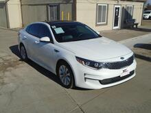 2016_Kia_Optima_EX_ Colby KS