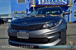 2016_Kia_Optima_EX / Premium Pkg / Heated & Cooled Leather Seats / Heated Steering Wheel / Panoramic Sunroof / Navigation / Harman Kardon Speakers / Bluetooth / Back Up Camera / Blind Spot & Cross Traffic Alert / 1-Owner_ Anchorage AK