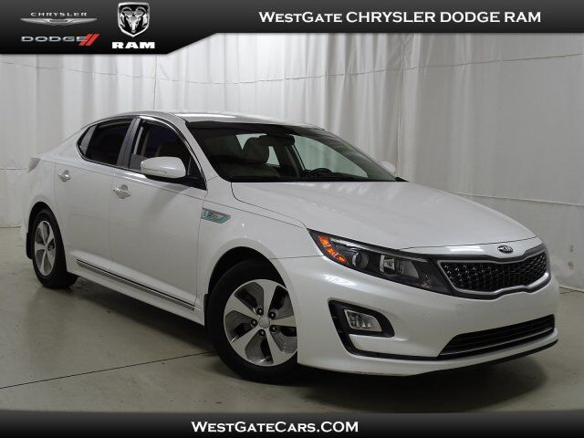 2016 Kia Optima Hybrid  Raleigh NC