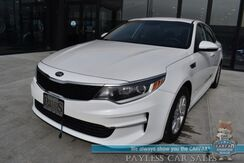 2016_Kia_Optima_LX / Automatic / Bluetooth / Aux & USB Input / Power Locks & Windows / Cruise Control / Block Heater / 34 MPG_ Anchorage AK