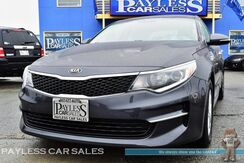 2016_Kia_Optima_LX / Automatic / Bluetooth / Back-Up Camera / Cruise Control / 35 MPG / 1-Owner_ Anchorage AK