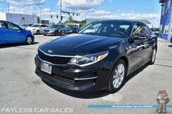 2016_Kia_Optima_LX / Automatic / Cruise Control / Bluetooth / Back Up Camera / Aluminum Wheels / 35 MPG_ Anchorage AK