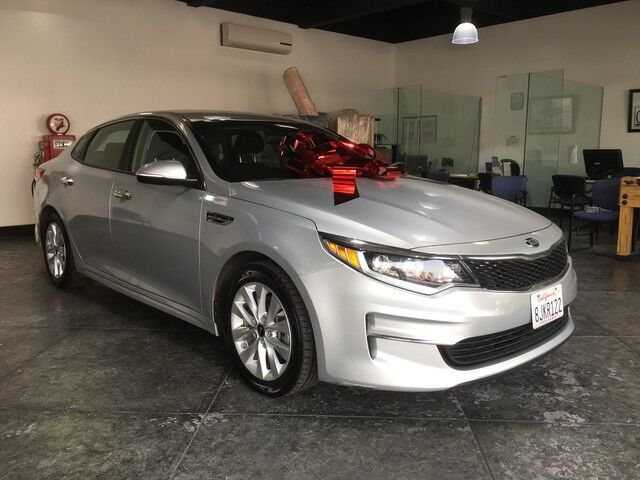 2016_Kia_Optima_LX_ San Jose CA