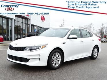 2016_Kia_Optima_LX_ South Attleboro MA