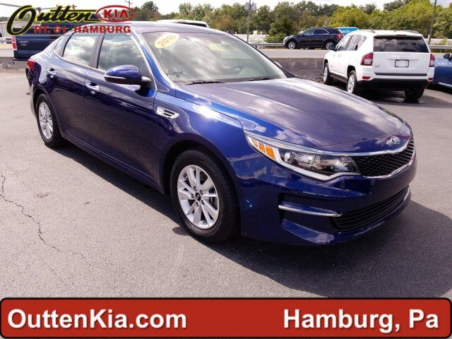 2016 Kia Optima LX Hamburg PA