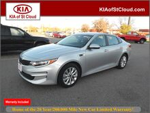 2016_Kia_Optima_LX_ Waite Park MN