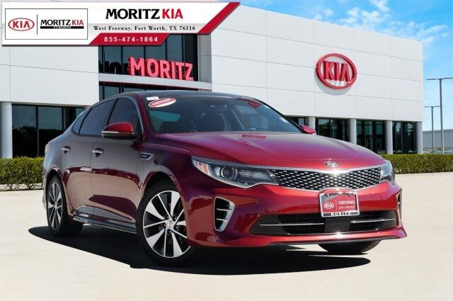 2016 Kia Optima SX Fort Worth TX