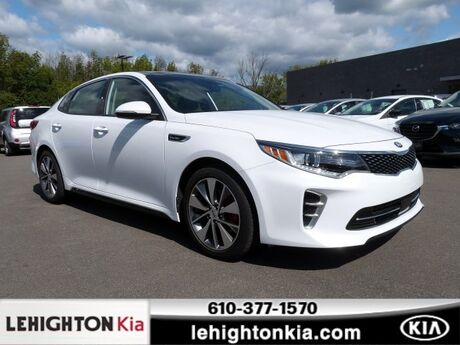 2016 Kia Optima SX Turbo Lehighton PA