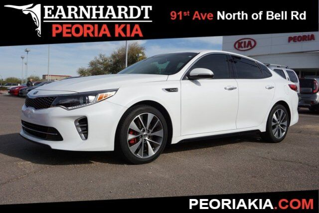 2016 Kia Optima Sx Turbo Phoenix Az