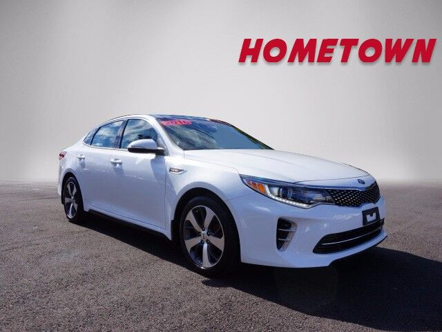 2016 Kia Optima SX Turbo Mount Hope WV