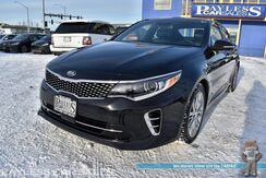 2016_Kia_Optima_SXL / Heated & Cooled Leather Seats / Heated Steering Wheel / Harman Kardon Speakers / Panoramic Sunroof / Navigation / Adaptive Cruise / Blind Spot & Lane Depart Alert / Bluetooth / Surround View Camera / 1-Owner_ Anchorage AK