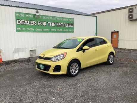 2016 Kia Rio5 LX 6A Spokane Valley WA