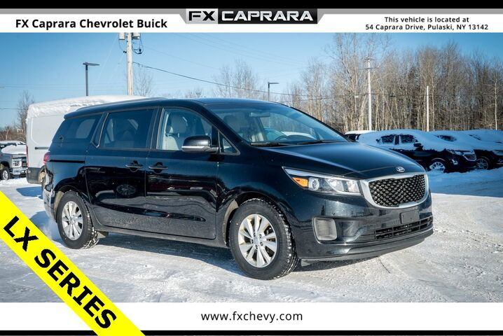 2016 Kia Sedona LX Watertown NY