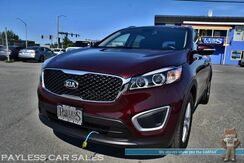 2016_Kia_Sorento_LX / AWD / Auto Start / Heated Seats / Bluetooth / Back Up Camera / 3rd Row / Seats 7 / Tow Pkg / 26 MPG / 1-Owner / Only 11K Miles_ Anchorage AK