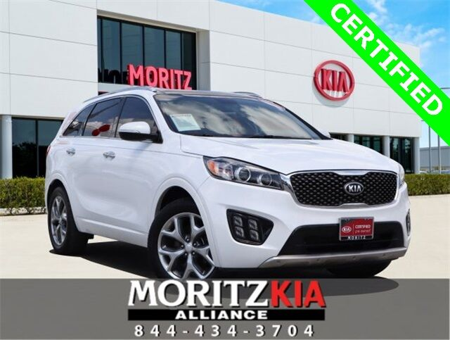 2016 Kia Sorento SXL Fort Worth TX