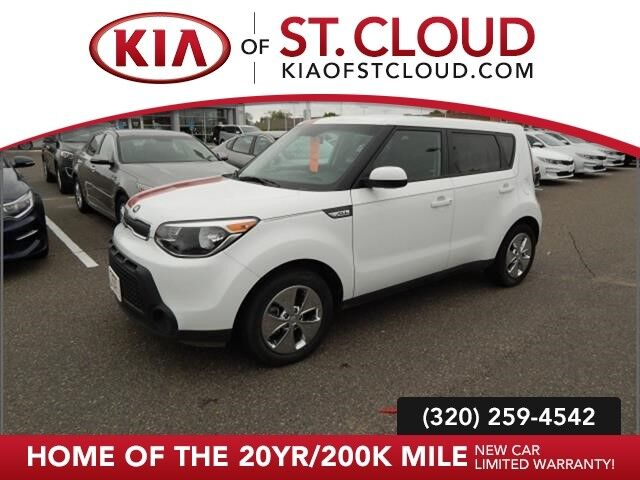 2016 Kia Soul  St. Cloud MN
