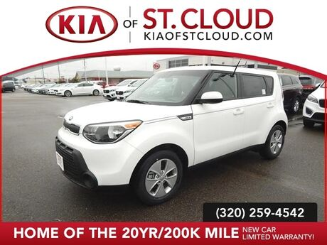 2016 Kia Soul Base St. Cloud MN