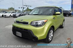 2016_Kia_Soul_Convenience Pkg / Automatic / Power Mirrors Windows & Locks / Bluetooth / Back Up Camera / Cruise Control / Aluminum Wheels / 30 MPG_ Anchorage AK