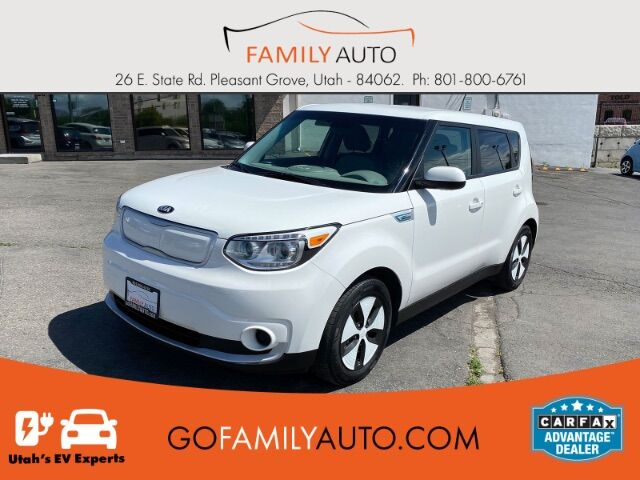 2016 Kia Soul EV Base Pleasant Grove UT