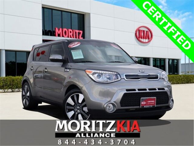 2016 Kia Soul Exclaim Fort Worth TX