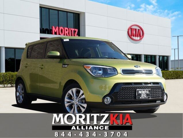 2016 Kia Soul Plus Fort Worth TX