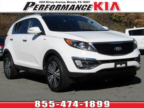 2016 Kia Sportage EX Moosic PA