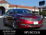 2016 LINCOLN MKZ Hybrid Black Label