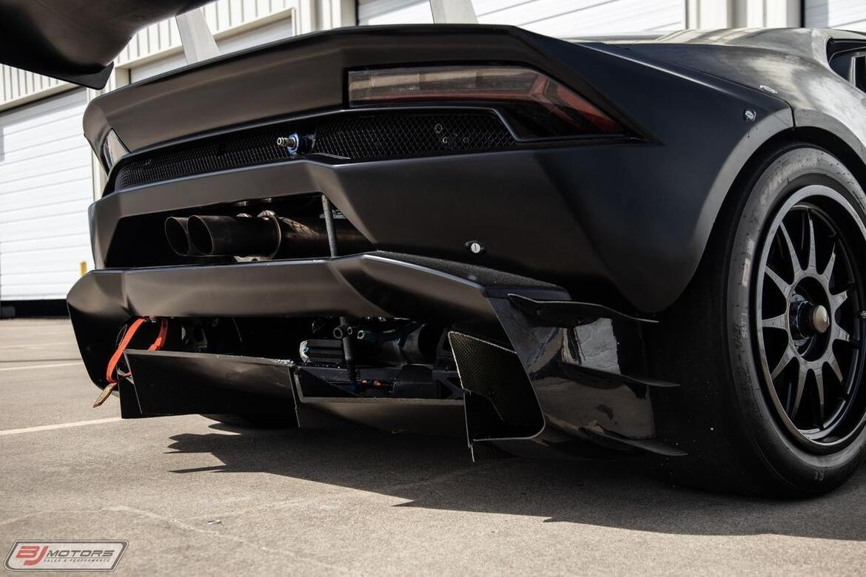 2016 Lamborghini Huracan Super Trofeo Tomball TX