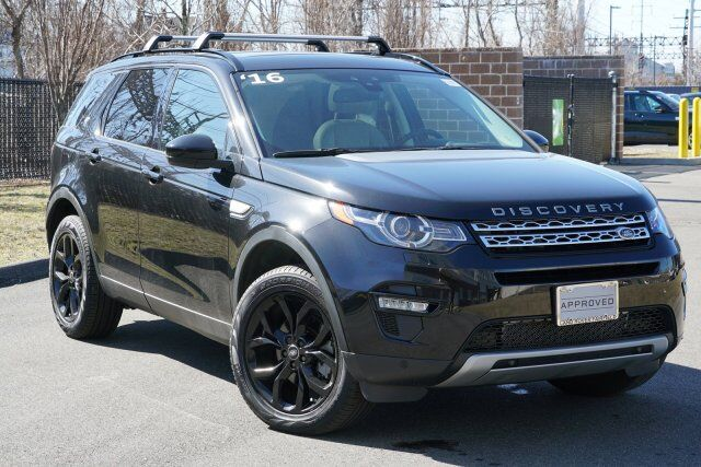 2016 Land Rover Discovery Sport AWD 4dr HSE Fairfield CT