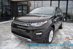 2016_Land Rover_Discovery Sport_HSE / AWD / Heated & Cooled Leather Seats / Panoramic Sunroof / Bluetooth / Back Up Camera / Cruise Control / 26 MPG / Only 36k Miles / 1-Owner_ Anchorage AK