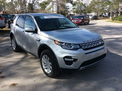 2016_Land Rover_Discovery Sport_HSE_ Charleston SC