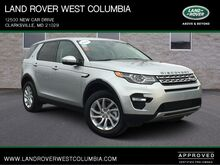 2016_Land Rover_Discovery Sport_HSE_ Clarksville MD