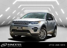 2016_Land Rover_Discovery Sport_HSE_ Houston TX