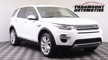 2016_Land Rover_Discovery Sport_HSE LUX_ Hickory NC
