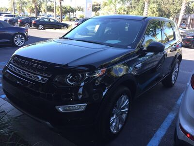 2016_Land Rover_Discovery Sport_HSE LUX_ Charleston SC
